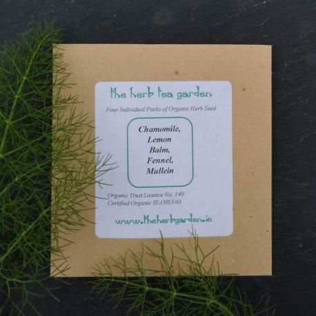 the herb tea garden seed collection